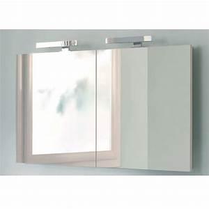 armoire miroir salle de bain 120 With armoire miroir salle de bain 120 cm
