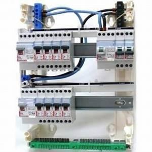 Tableau Electrique 4 Rangées : tableau electrique pre cable legrand 4 rang es monde de ~ Dailycaller-alerts.com Idées de Décoration