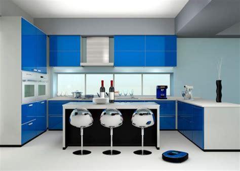 cocinas azules  bloghogarcom