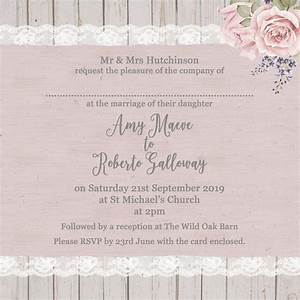the complete guide to wedding invitation wording sarah With wedding invitation wording not in church