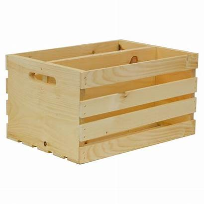 Crates Pallet Wooden Wood Crate Divided Shipping