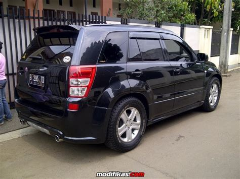 Modifikasi Suzuki Grand Vitara by Grand Vitara Modif