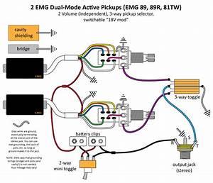 Emg Wiring Diagram 81 60