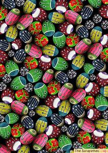 Bright Pretty Painted Pebbles