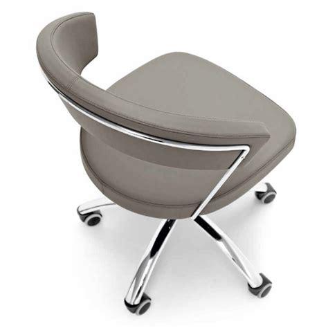 chaise bureau york calligaris york chaise de bureau cuir ou simili cuir