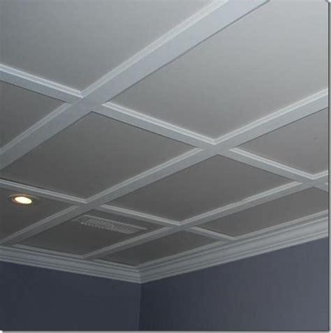 Unique Diy Ceiling Makeover Ideas  Dropped Ceiling