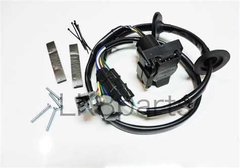 Land Rover Tow Hitch Trailer Wiring Wire Harness Kit