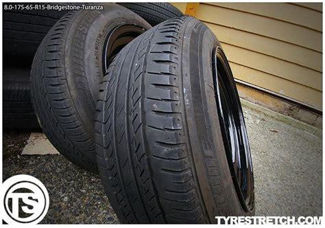 Tyrestretch 8 0 175 65 R15 8 0 175 65 R15 Bridgestone Turanza