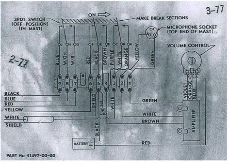 Diesel Cb Microphone Wiring Diagram diesel cb microphone wiring diagram wiring diagram