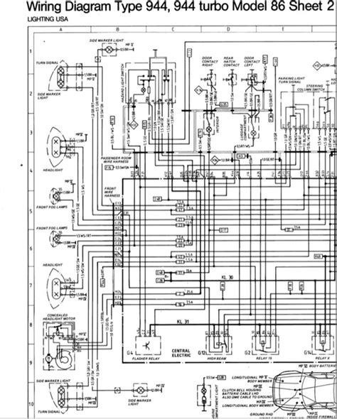 side marker light reading wiring diagrams pelican