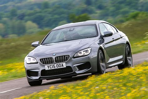 Gambar Mobil Bmw M6 Gran Coupe by New Bmw M6 Gran Coupe 2015 Review Auto Express