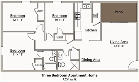 cheap size bedroom sets 3 bedroom flat plan drawing modern house plan