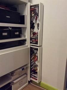 Sneaky Ekby Alex tool cabinets - IKEA Hackers - IKEA Hackers
