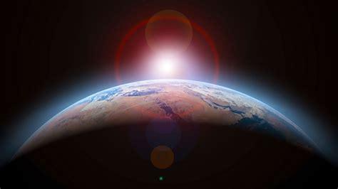 bg earth sunrise regency lighting