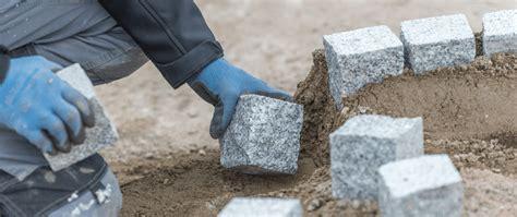 pflastern ohne randsteine gartenweg g 252 nstig anlegen pflastern ohne randsteine