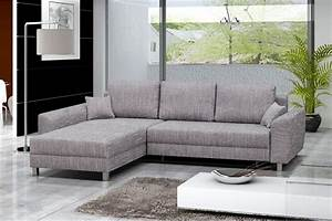 canape d39angle en tissu gris With canape tissu gris angle