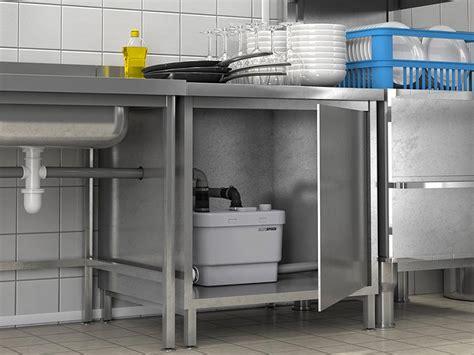 saniflo for kitchen sink sanispeed saniflo sanispeed grey water only 163 499 5071
