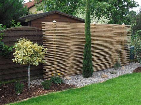 garten sichtschutz bambus sichtschutz aus bambus als gestaltungselement garten gh product solutions einrichtung
