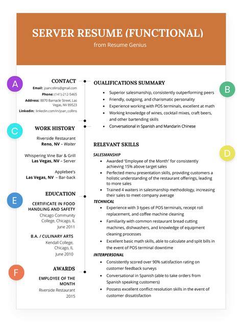resume format mega guide   choose   type