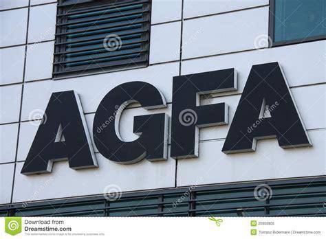 agfa editorial image image