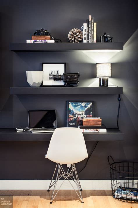 Floating Desk Ikea Canada by The Uncommon Diy Floating Shelf