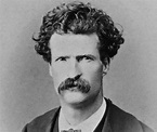"Mark Twain: ""The Weather Is Too Devilish Hot"""