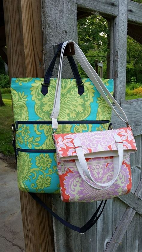 amber fold  bag swoon sewing patterns