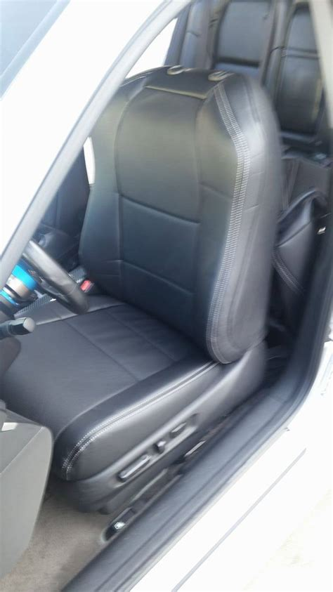 Acura Tsx Seat Covers by Custom Clazzio Seat Cover Replacements Acurazine