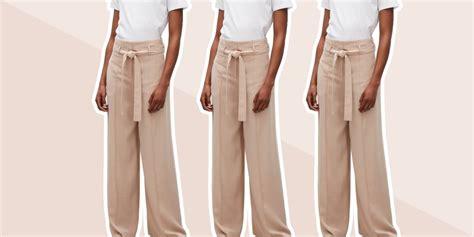 comment porter le pantalon fluide marie claire