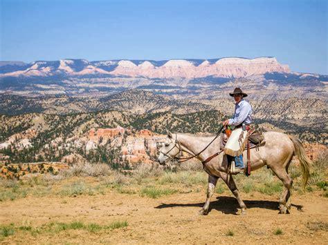 horseback riding bryce canyon rides trail