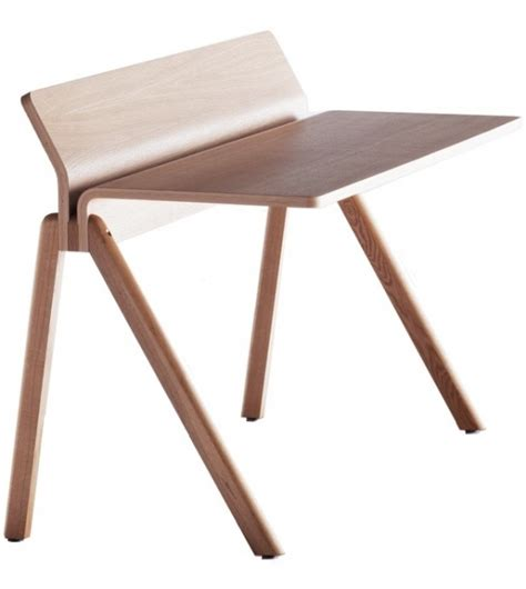 bureau hay copenhague moulded plywood desk cph190 bureau hay milia shop