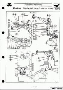 Massey Ferguson Tractors 6100 Series