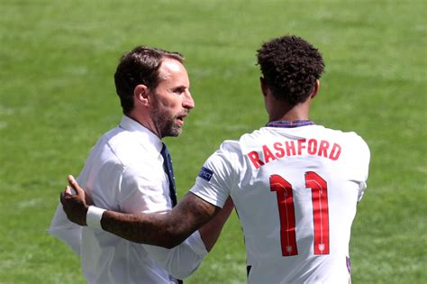 United staff reportedly told England Rashford would have ...