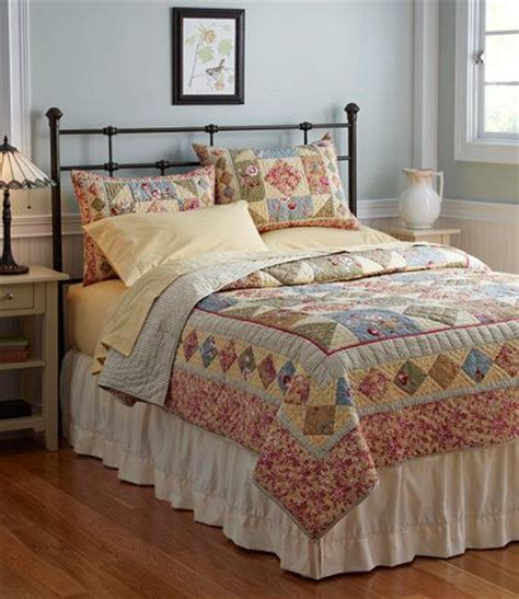 ll bean comforter timeless floral quilt quilts free shipping at l l bean