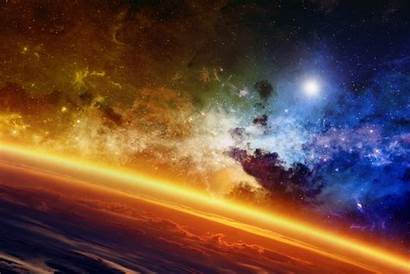 Planet Space Deep Kingdom Exploration Clipart Frontier