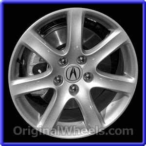 oem 2004 acura tsx rims used factory wheels from