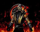 Image result for Cool Mortal Kombat Scorpion