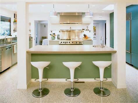 retro kitchen decor ideas retro modern kitchen interior designs decorations gallery