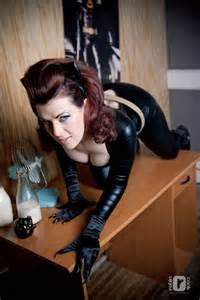 Classic Catwoman Cosplay Hot