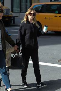 ELLEN POMPEO Out and About in New York City 04/10/2017 ...