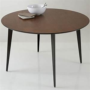 Table Salle A Manger Ronde : une table ronde pour la salle manger joli place ~ Teatrodelosmanantiales.com Idées de Décoration