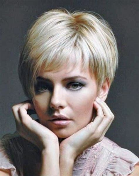 hot  chic celebrity short hairstyles hair styles