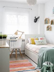 20, Small, Bedroom, Ideas, To, Make, Your, Bedroom, Looks, Roomier