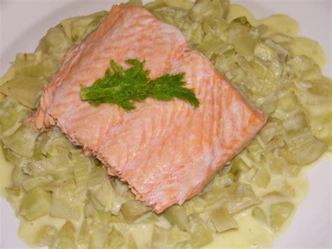 recette filet de saumon 224 la vapeur de fenouil 750g
