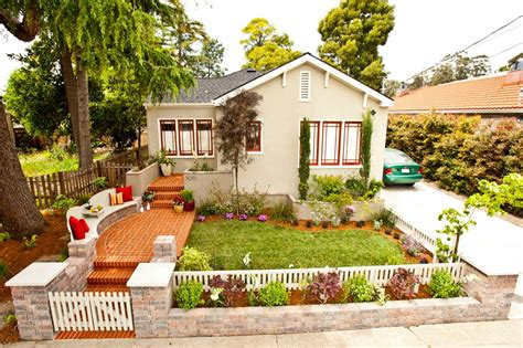 front yard makeover ideas curb appeal makeovers 15 before and after photos landscaping ideas and hardscape design hgtv