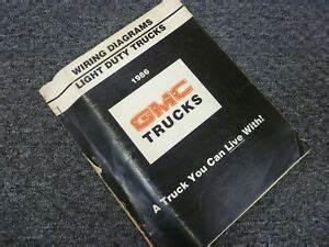 1993 Gmc Suburban 1500 4wd Wiring Diagram : 1986 gmc k1500 k2500 k3500 pickup truck electrical wiring ~ A.2002-acura-tl-radio.info Haus und Dekorationen
