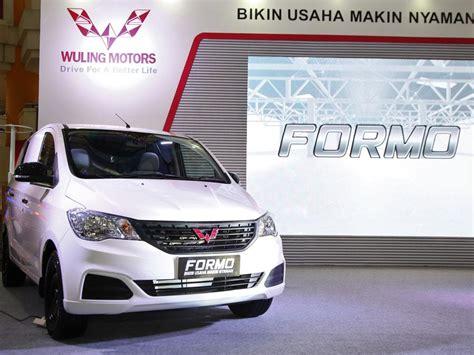 Modifikasi Wuling Formo by Wuling Formo Dikembangkan Untuk Bisnis Logistik Dan