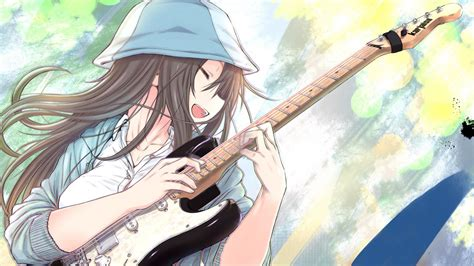 Anime Guitar Wallpaper - bass guitar wallpaper wallpaper21