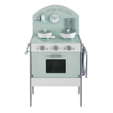 cuisine vert d eau mini cuisine enfant vert d 39 eau moonlight maisons du monde