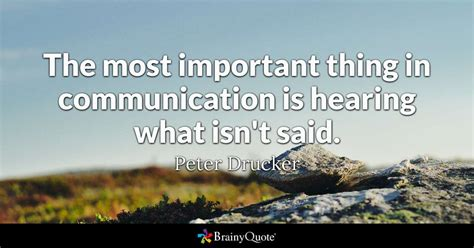 important   communication  hearing